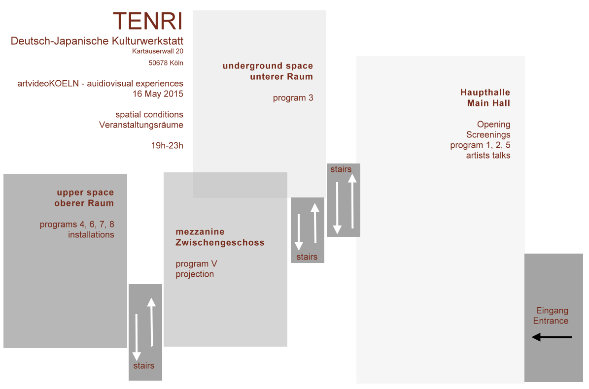 TENRI-event-space